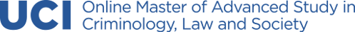 Online Master of Advanced Study in Criminology, Law and Society
